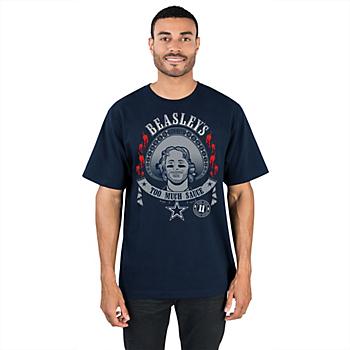 e16b0aa3961 Dallas Cowboys Cole Beasley Label Tee
