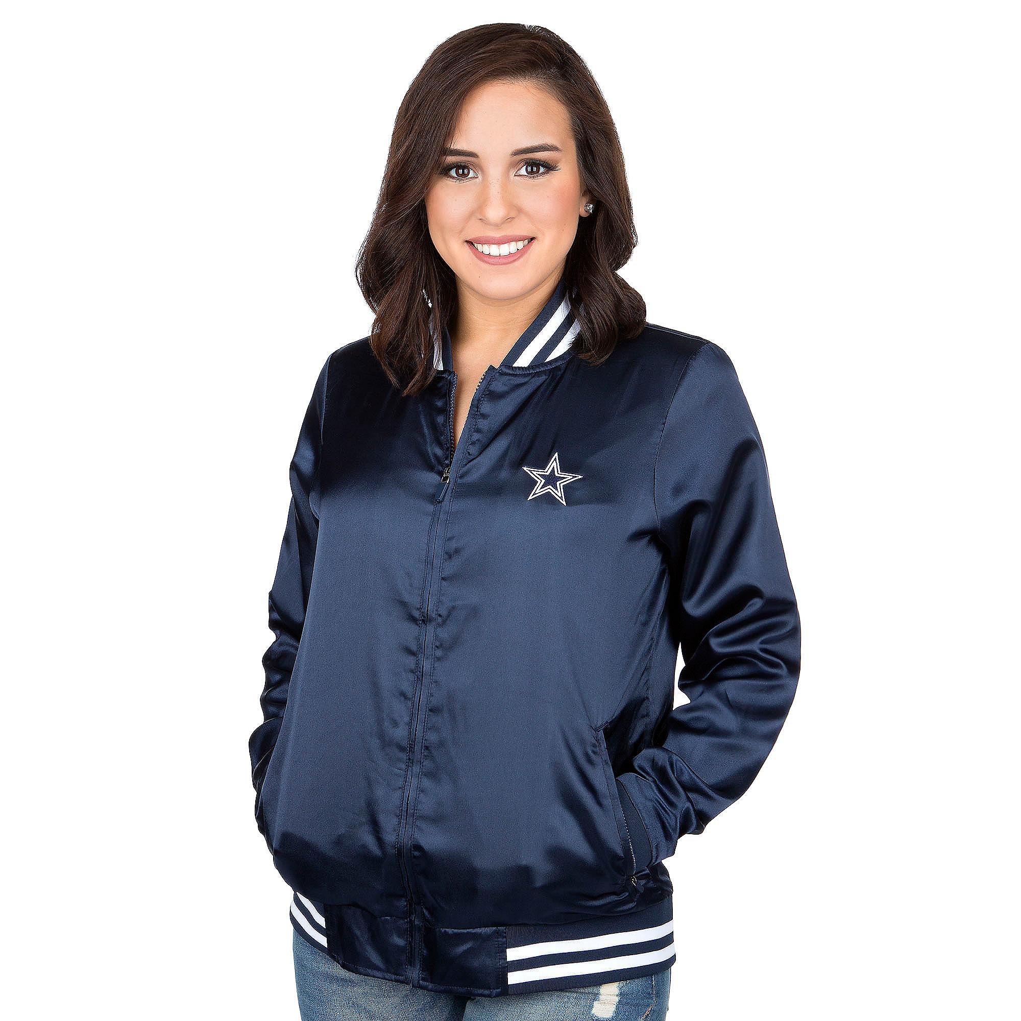 Dallas Cowboys Antigua Strut Jacket