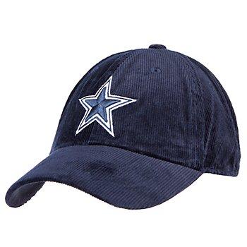 Dallas Cowboys Corduroy Club Hat