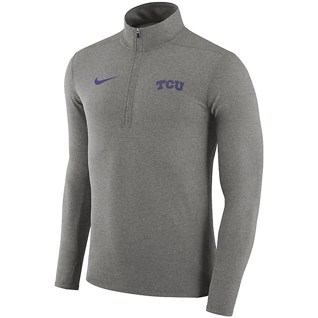 TCU Horned Frogs Nike Mens Dry Element Pullover