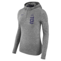 TCU Horned Frogs Womens Nike Dry Element Hoody