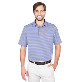 Texas Longhorns Vineyard Vines Kennedy Striped Polo