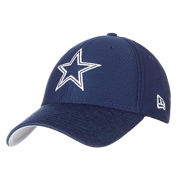 Dallas Cowboys New Era Popped Shadow 39Thirty Cap