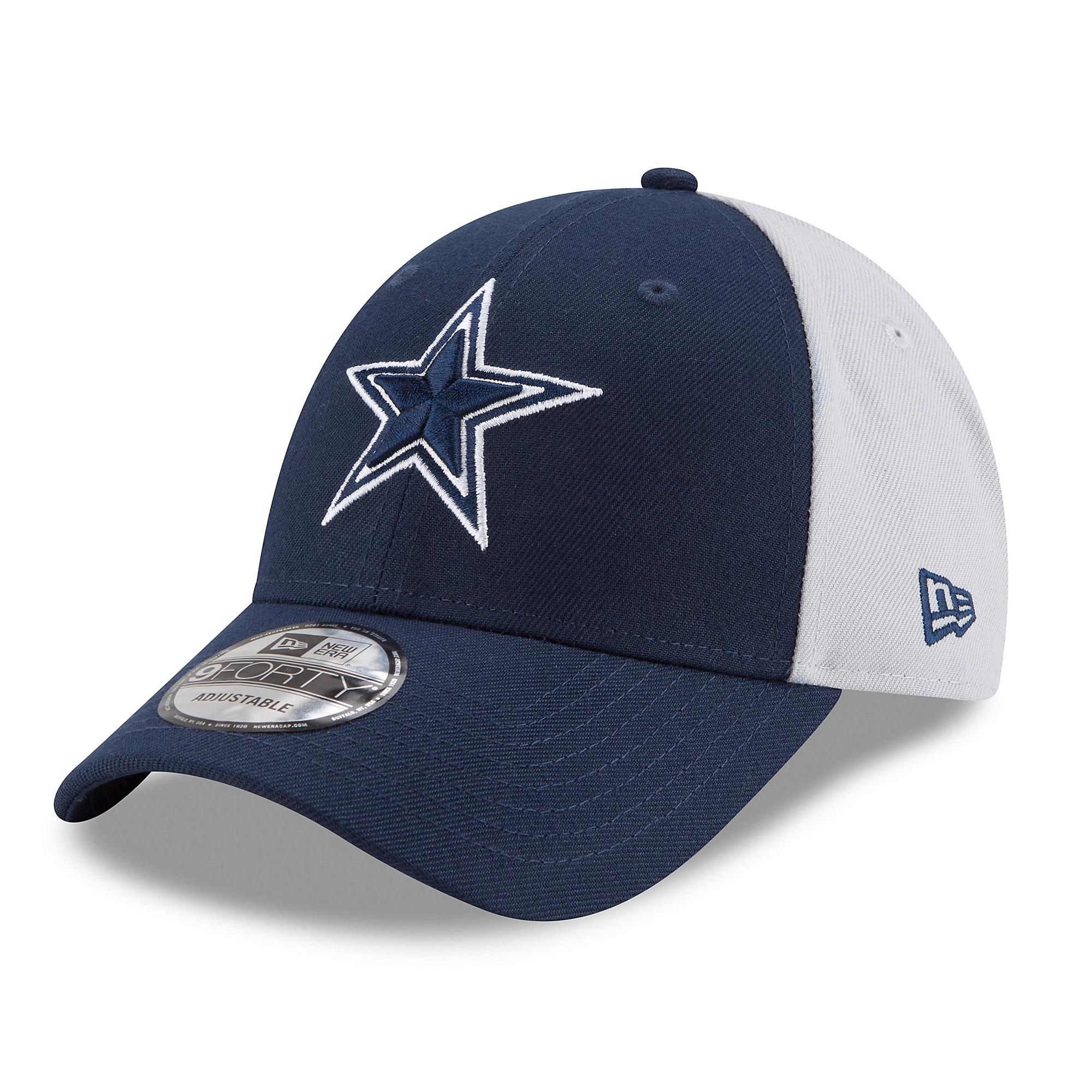 Dallas Cowboys New Era Blocked Team 9Forty Cap