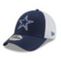 Dallas Cowboys New Era Blocked Team 9Forty Cap
