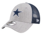 Dallas Cowboys New Era Heather Turn 9Forty Cap