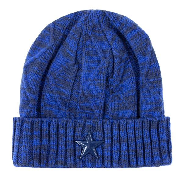 Dallas Cowboys New Era Shine Shocked Knit Hat