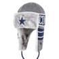 Dallas Cowboys New Era Frosty Trapper Knit Hat