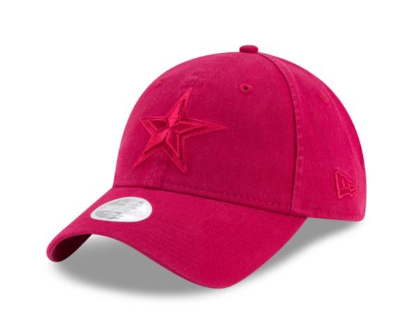Dallas Cowboys New Era Womens Core Classic Tonal 9Twenty Cap