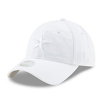 Dallas Cowboys New Era Womens Core Classic Tonal 9Twenty Hat