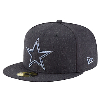 Dallas Cowboys New Era Twisted Frame 59Fifty Cap