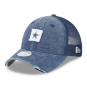 Dallas Cowboys New Era Womens Team Squared Trucker 9Twenty Cap