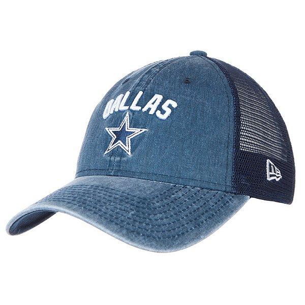 Dallas Cowboys New Era Womens Rugged Stack 9Twenty Cap