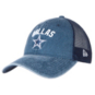 Dallas Cowboys New Era Womens Rugged Stack 9Twenty Cap