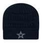 Dallas Cowboys New Era Comfy Cheer Knit Hat