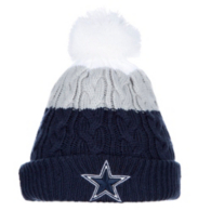 Dallas Cowboys New Era Layered Up 2 Knit Hat