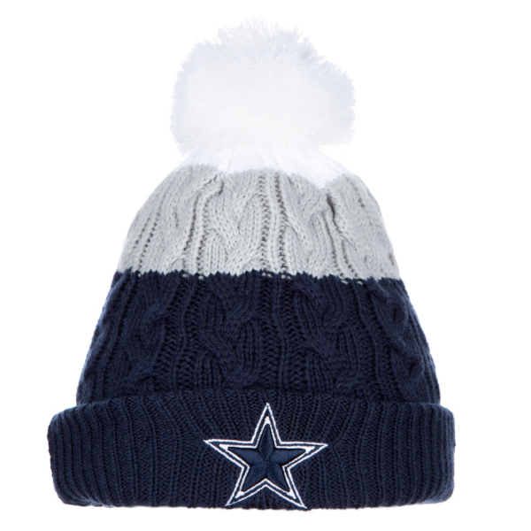 Dallas Cowboys New Era Layered Up 2 Knit Hat
