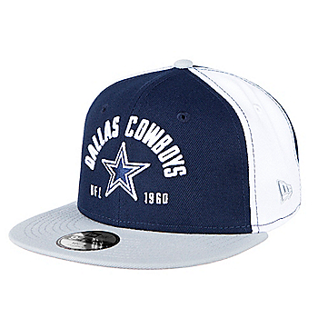 Dallas Cowboys New Era Jr Youth Establisher 2 9Fifty Hat