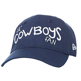Dallas Cowboys New Era Lil Cutie 9Twenty Cap