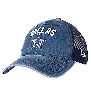 Dallas Cowboys New Era Jr Rugged Stack 9Twenty Cap