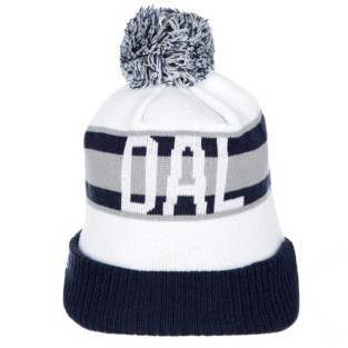 Dallas Cowboys New Era Jr Retro Cuff Knit Hat