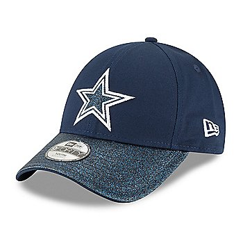 Dallas Cowboys New Era Shimmer Shine 2 9Forty Hat
