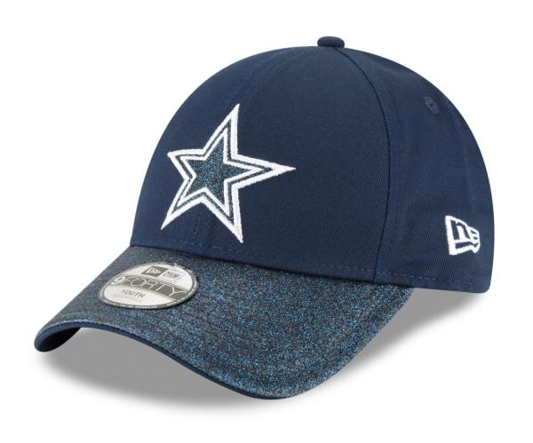 Dallas Cowboys New Era Shimmer Shine 2 9Forty Cap