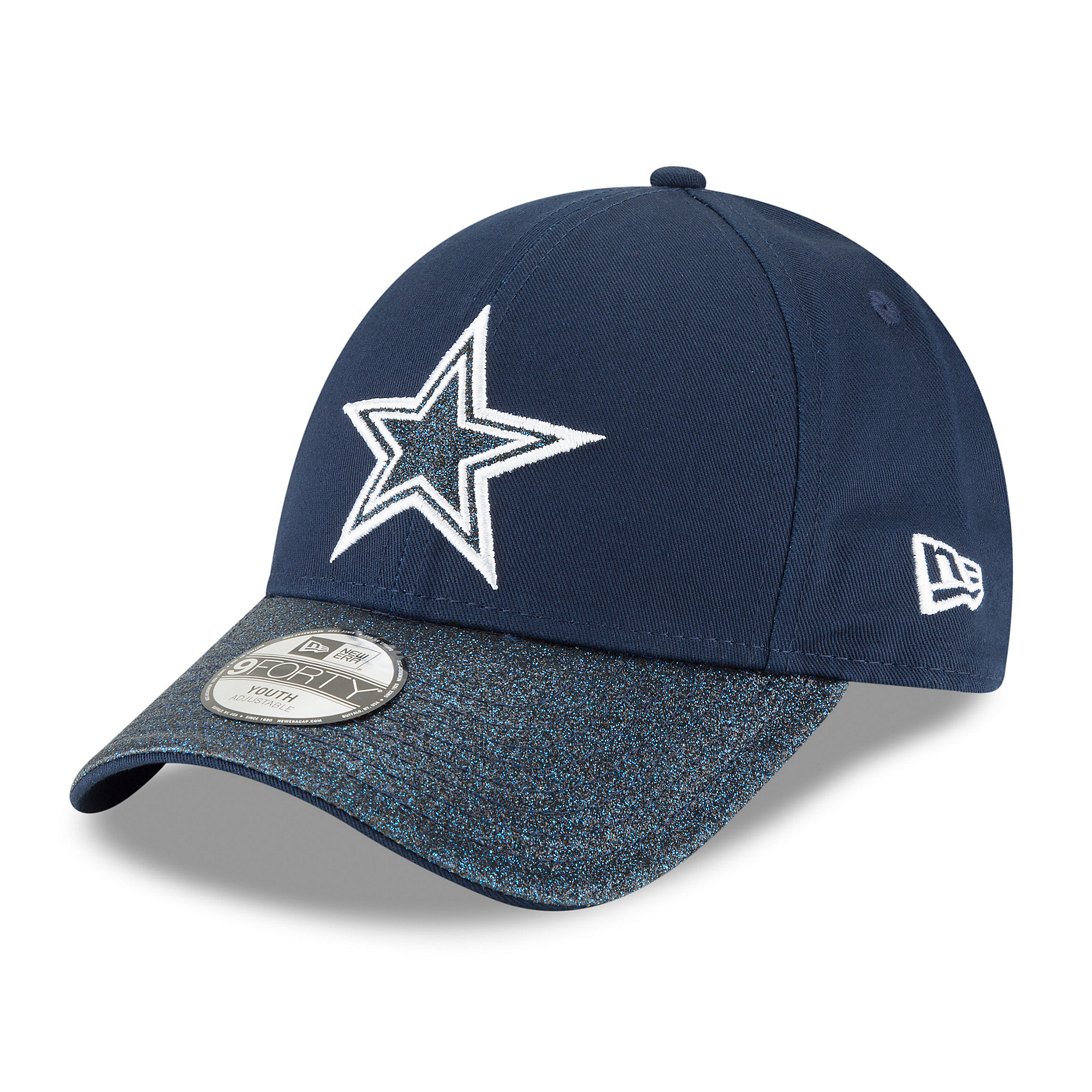 Dallas Cowboys New Era Shimmer Shine 2 9Forty Cap