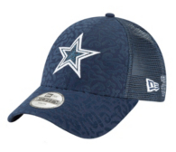 Dallas Cowboys New Era Jr Spotted Sparkle 9Forty Cap