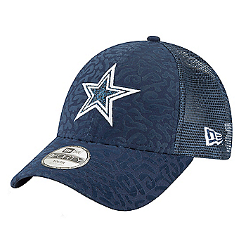 Dallas Cowboys New Era Jr Girls Spotted Sparkle 9Forty Hat