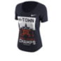 Houston Astros Nike Womens World Series Champs Local Tee
