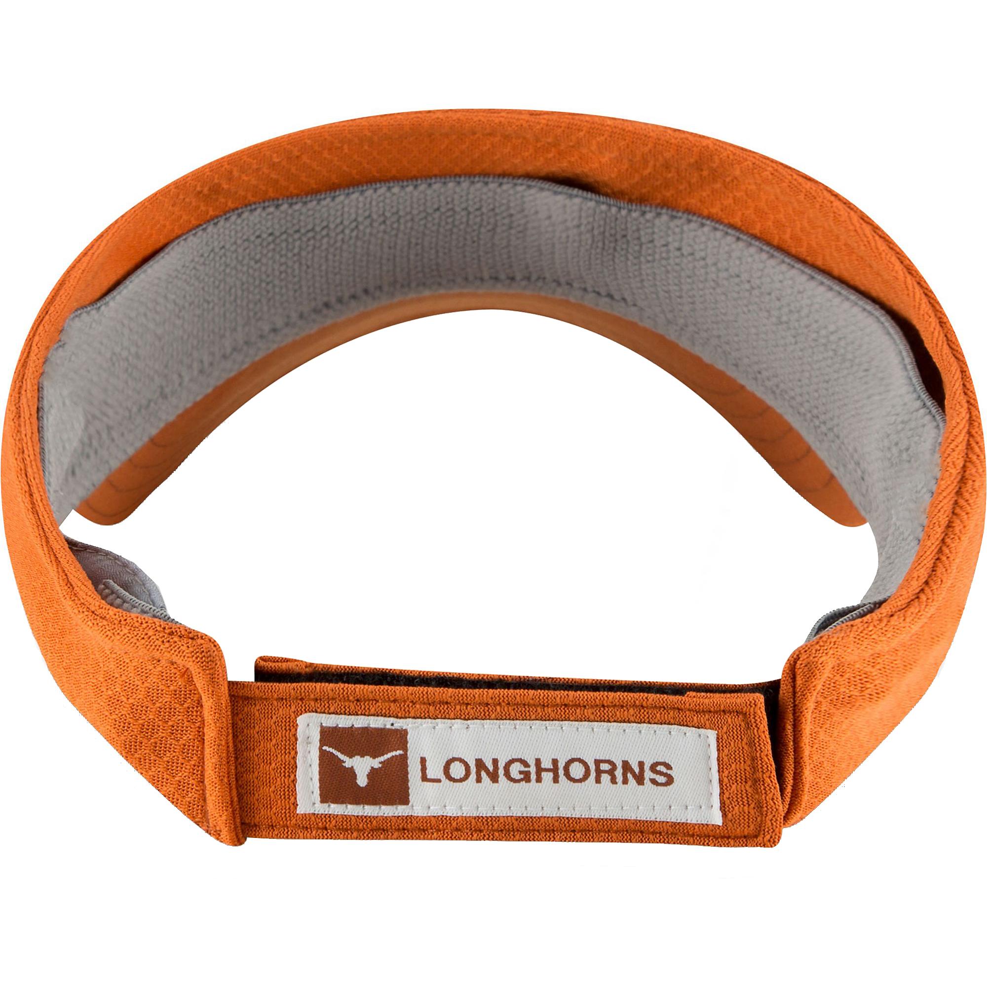 the best attitude b04d6 defe3 Texas Longhorns New Era Training Visor ...