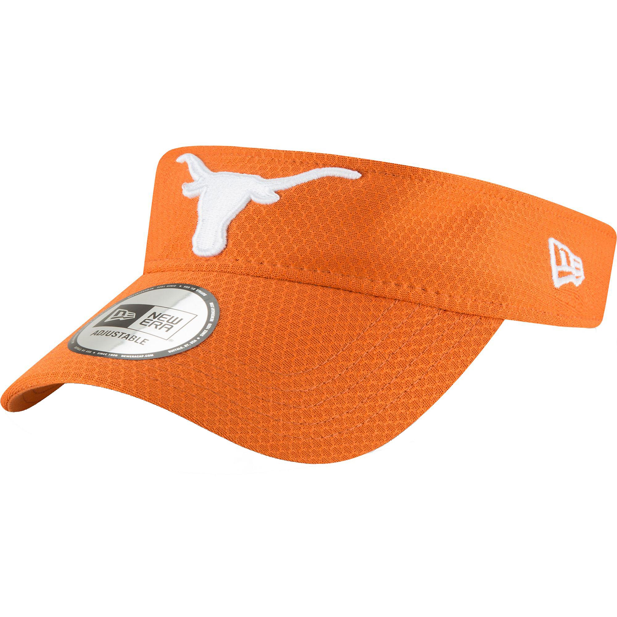 best cheap 3e0ad 97967 Texas Longhorns New Era Training Visor