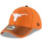 Texas Longhorns New Era Youth Sideline 39Thirty Cap