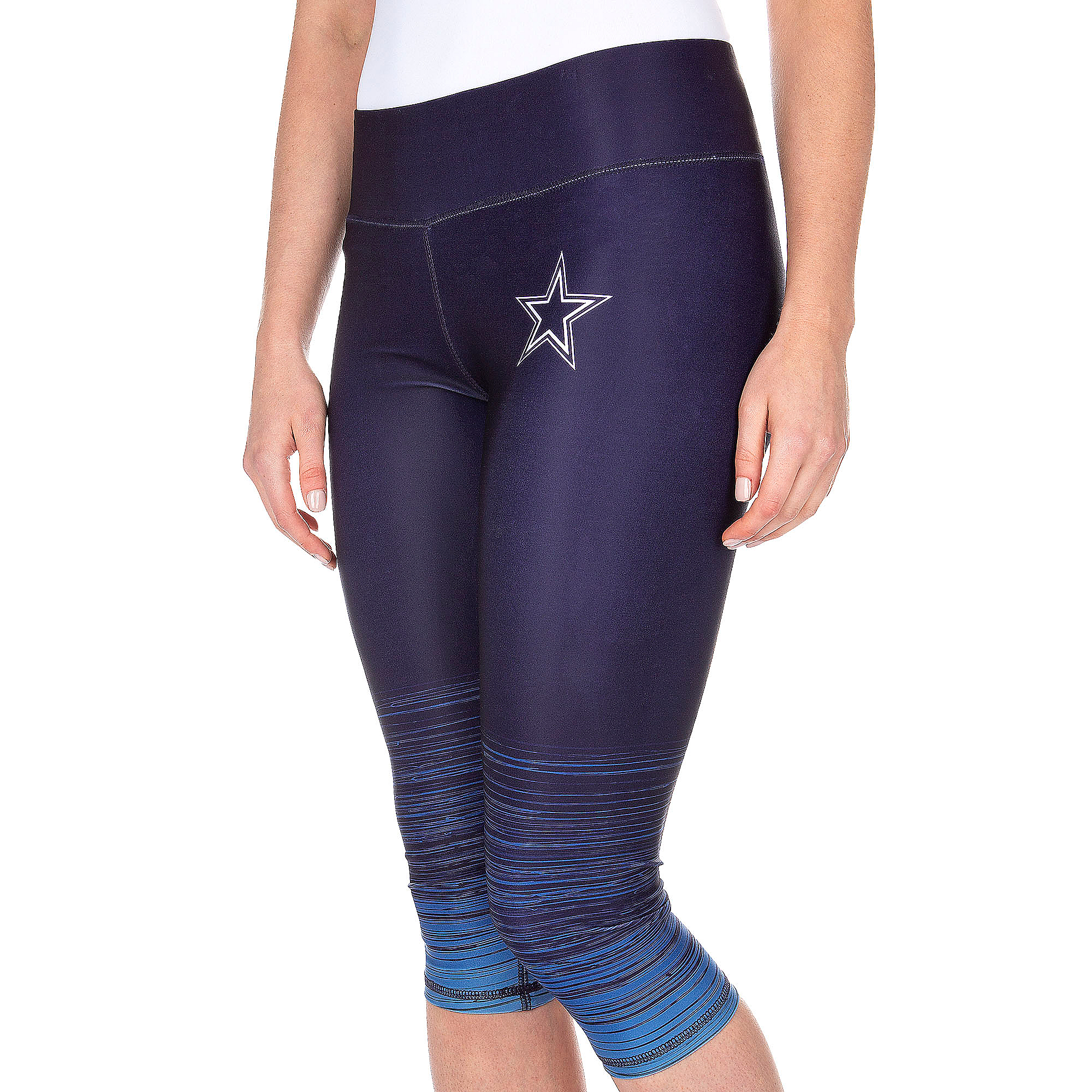 9368c11cf56 Dallas Cowboys Gilly Capri Pant | Dallas Cowboys Pro Shop