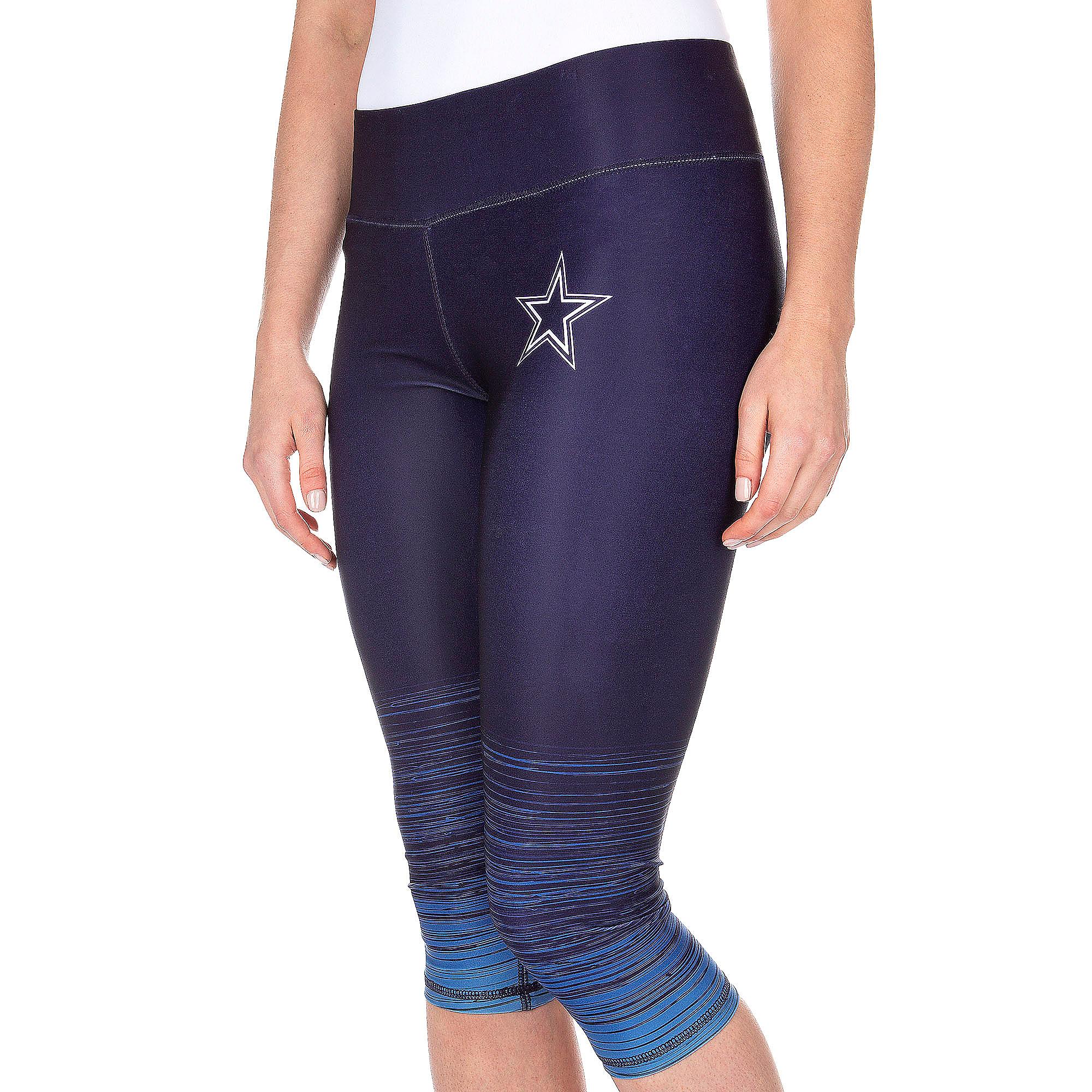 Dallas Cowboys Gilly Capri Pant