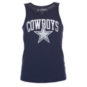 Dallas Cowboys Girls Skipper Tank