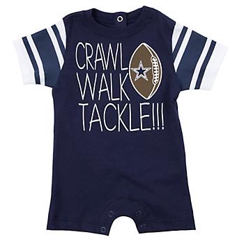 c4fc4e6b1 Dallas Cowboys Infant Dex Bodysuit