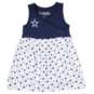 Dallas Cowboys Toddler Amelia Dress