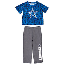 Dallas Cowboys Toddler Drizzy Set b3acdd175
