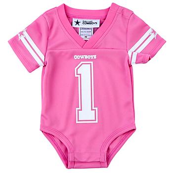 newest collection fb6d5 e0704 Dallas Cowboys Toddler & Infants Jerseys | Official Dallas ...