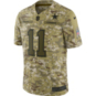 Dallas Cowboys Cole Beasley #11 Nike Limited Salute To Service Jersey