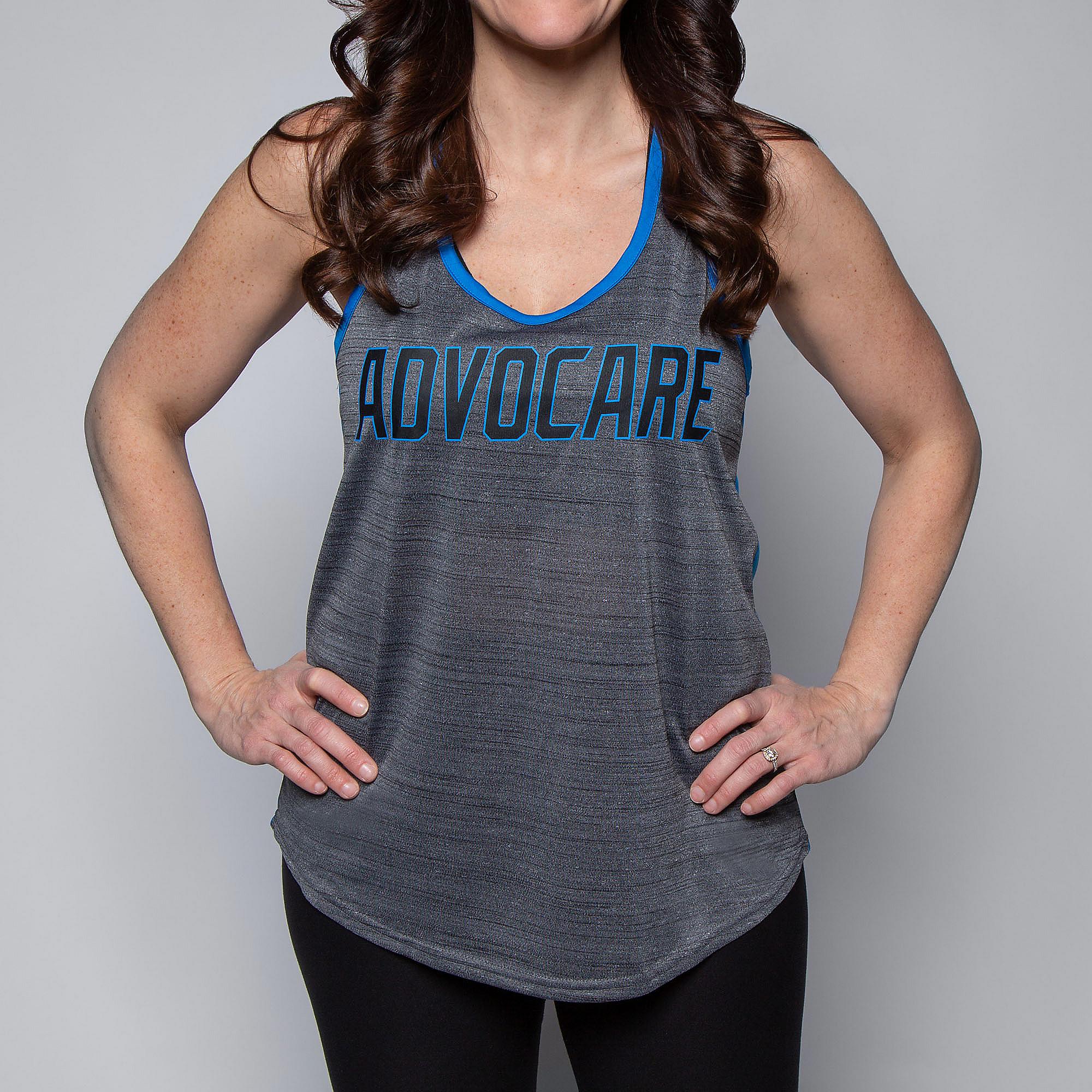 AdvoCare Fergie Racerback Tank