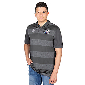 Dallas Cowboys Nike Crucial Catch Polo