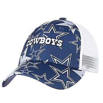 Dallas Cowboys Loudmouth Trucker Hat