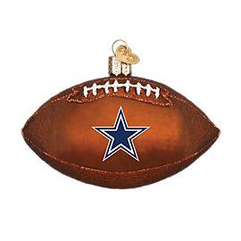 Dallas Cowboys Football Ornament