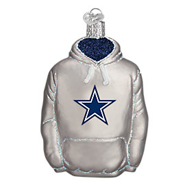 Dallas Cowboys Hoodie Ornament