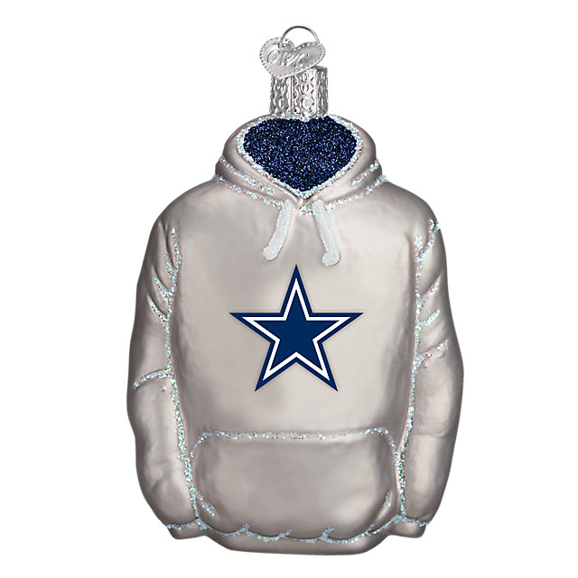 Dallas Cowboys Hoodie Ornament
