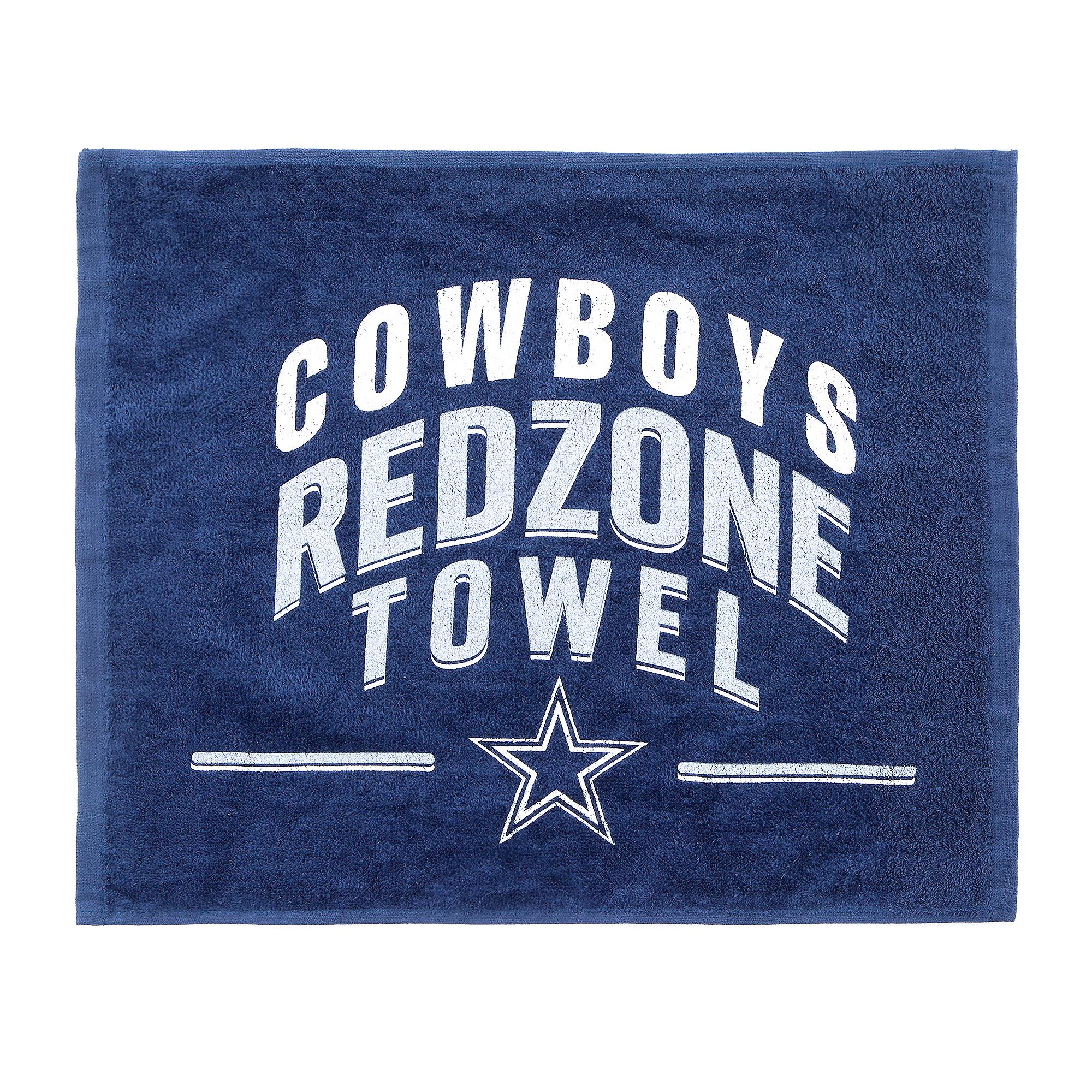 Dallas Cowboys Red Zone Rally Towel