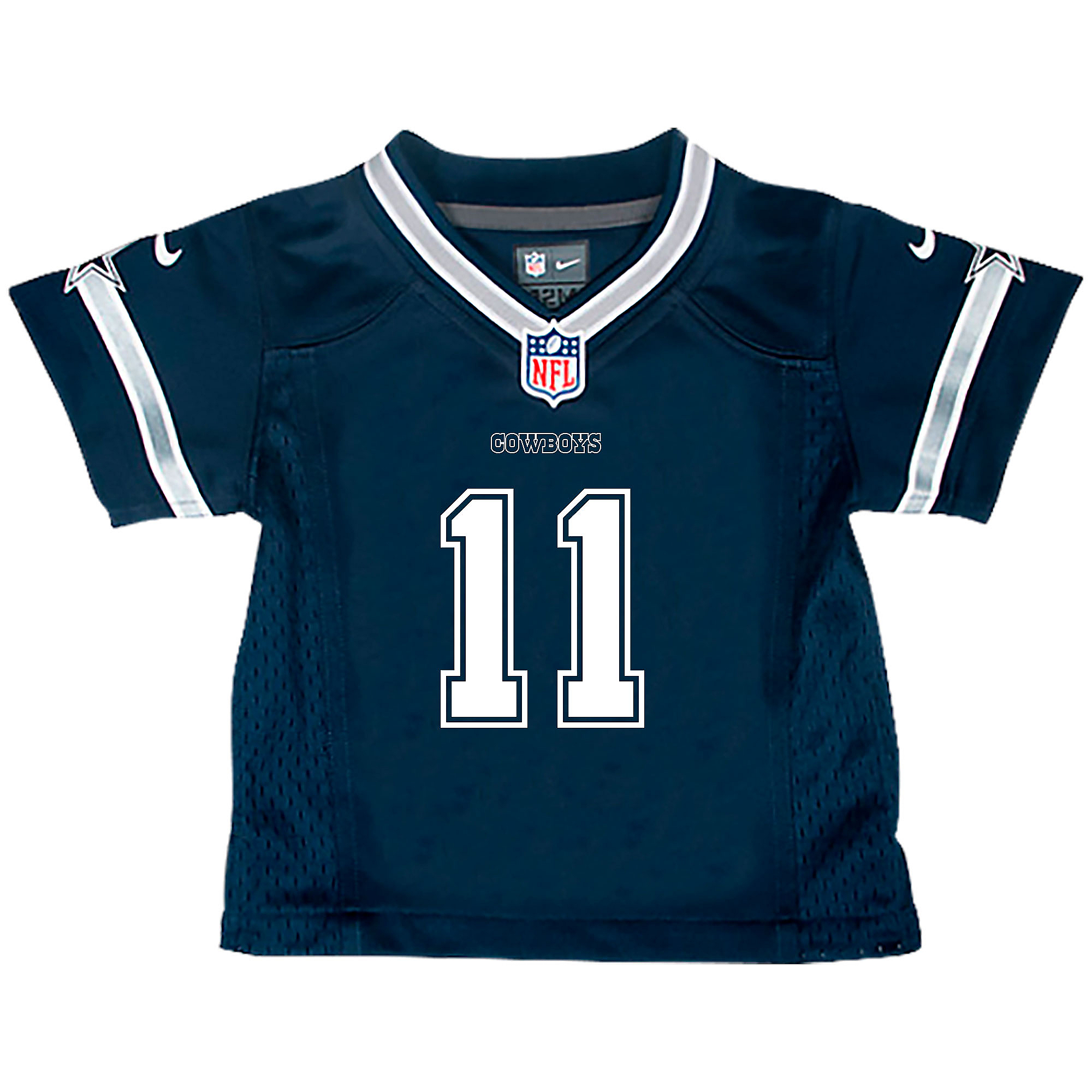 best website 1c4b3 2146a Dallas Cowboys Infant Cole Beasley Nike Navy Game Replica ...